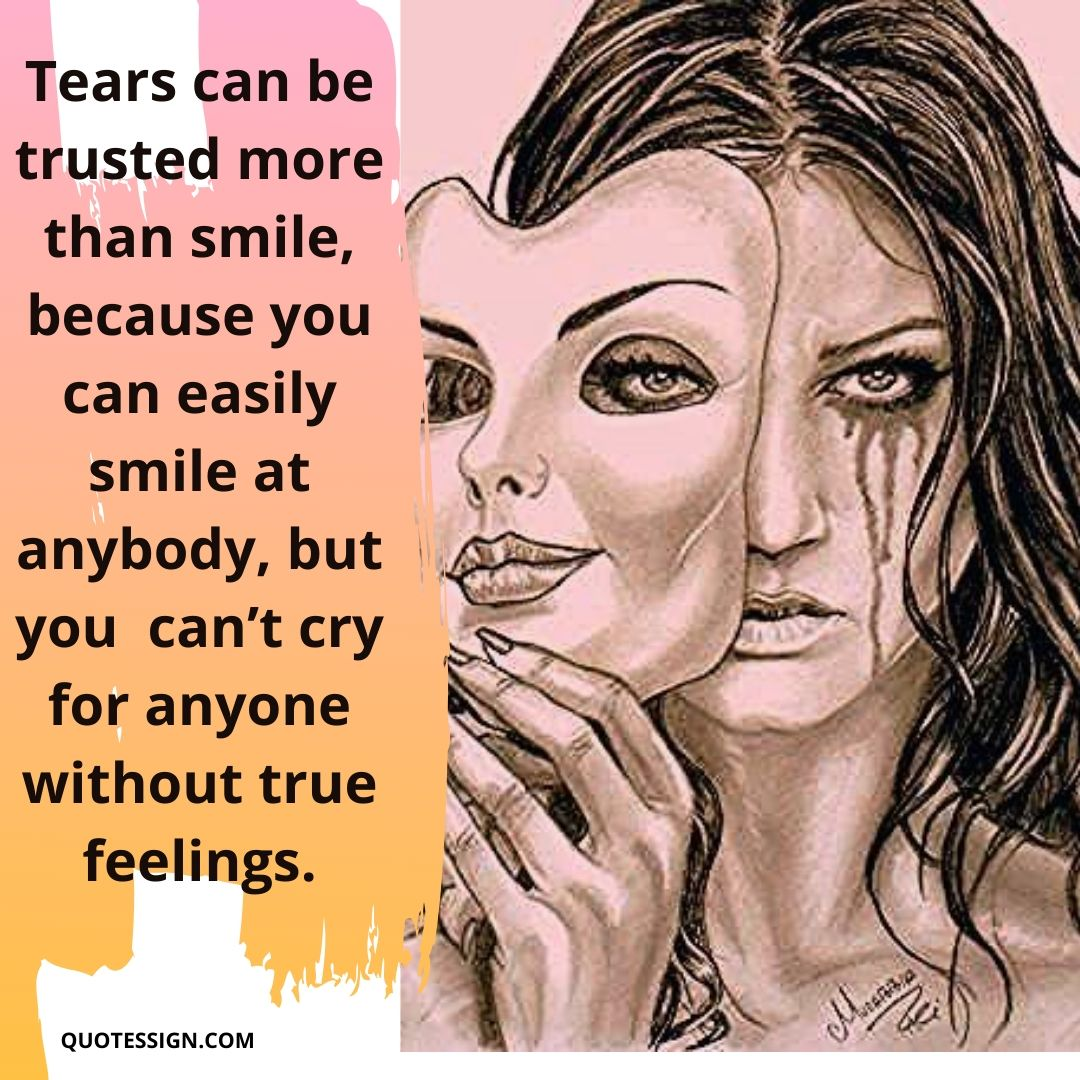 Sad Teary Quotes About Love That Can Make You Emotional
