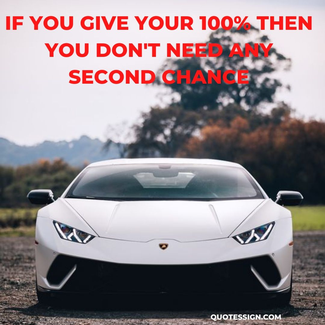 success second chance quote