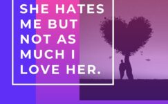She Hates Me Quotes For Broken Heart Peoples