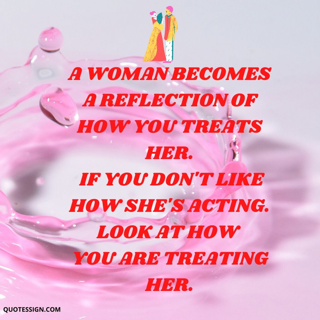 Respect woman quotes inspirational