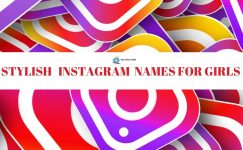 Stylish Attitude Names For Instagram For Girls 2021