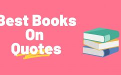 Best Books On Quotes That You Can Buy In 2021