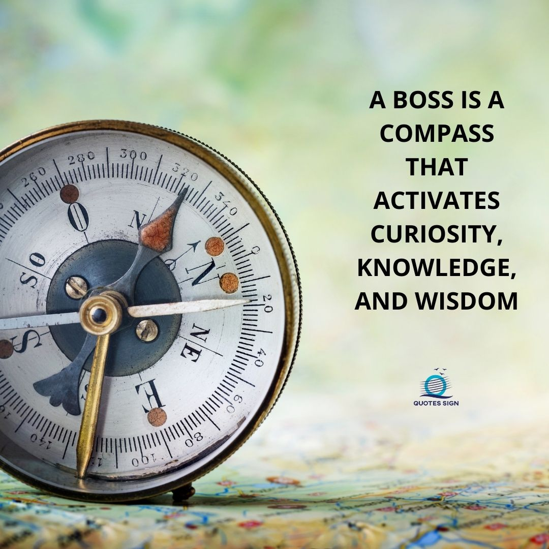 quotes about boss